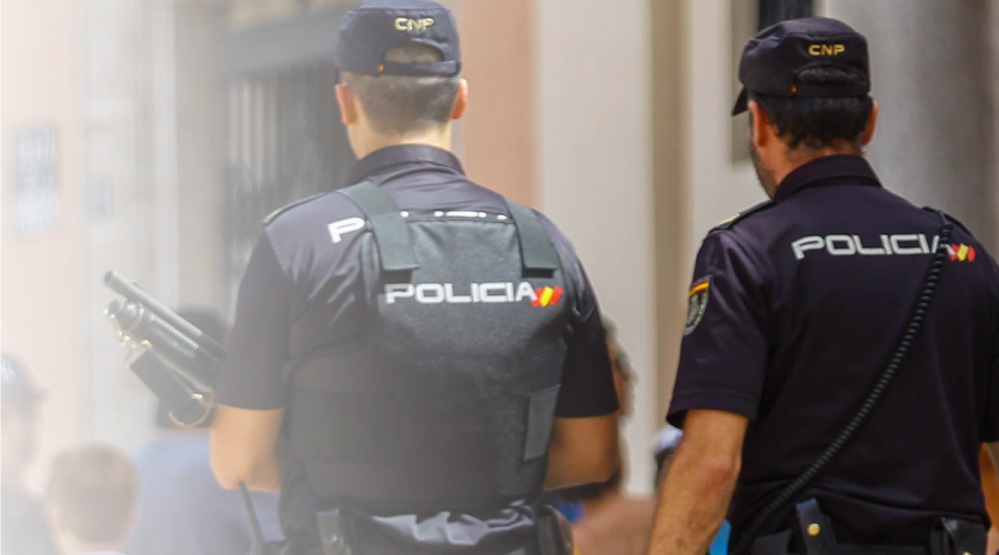 Curso GLOBAL de Ingreso Policía Nacional. Imagen